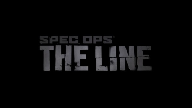 Spec Ops - The Line 1