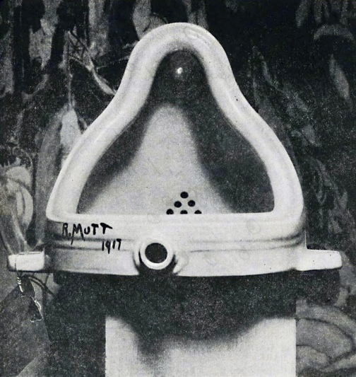 Marcel Duchamp - Fountain