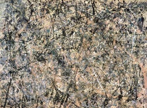Jackson Pollock - Number 1, 1950 (Lavender Mist)