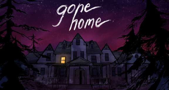 Gone Home - The Fullbright Company